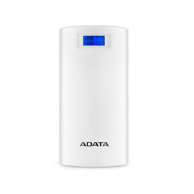 شارژر همراه ای دیتا P20000D ظرفیت 20000 میلی آمپر