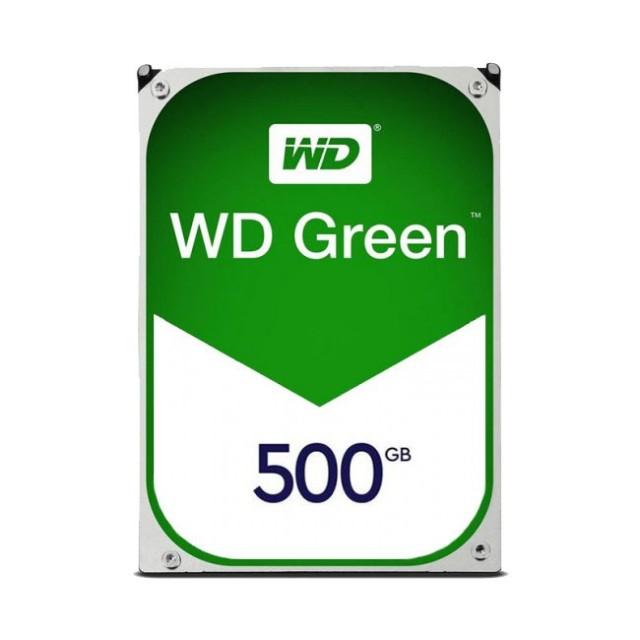 هارد دیسک اینترنال وسترن دیجیتال سری سبز ظرفیت ۵۰۰ گیگابایت - ریفر