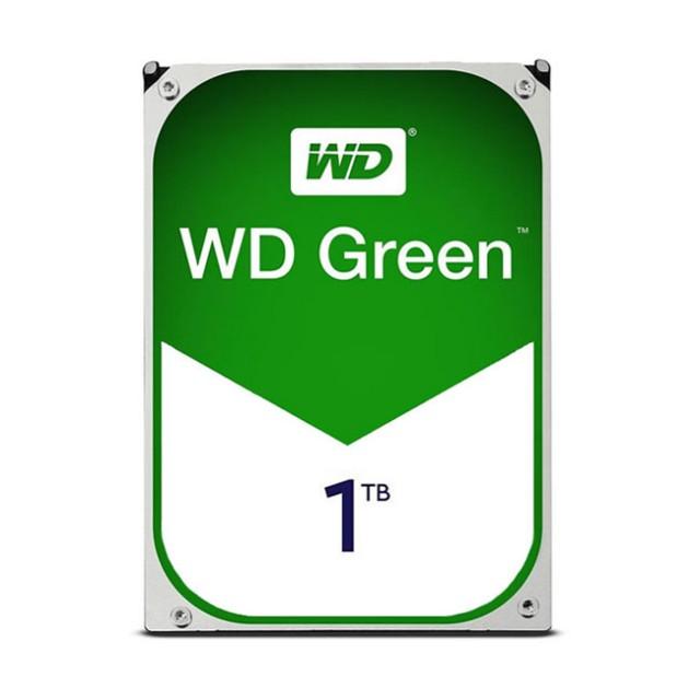 هارد دیسک اینترنال وسترن دیجیتال سری سبز ظرفیت ۱ ترابایت شرکتی