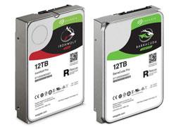 سریع ترین هارد دیسک ۱۲TB سیگیت