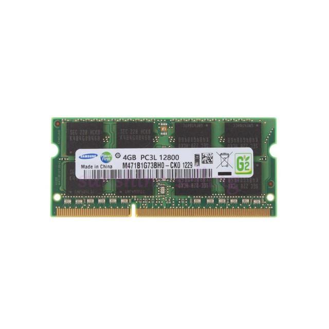 رم لپ تاپ سامسونگ مدل PC3L 12800MHz باس 1600 ظرفیت 4 گیگابایت