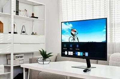 سامسونگ Smart Monitor با شباهت های فراوان به تلویزیون هوشمند معرفی شد