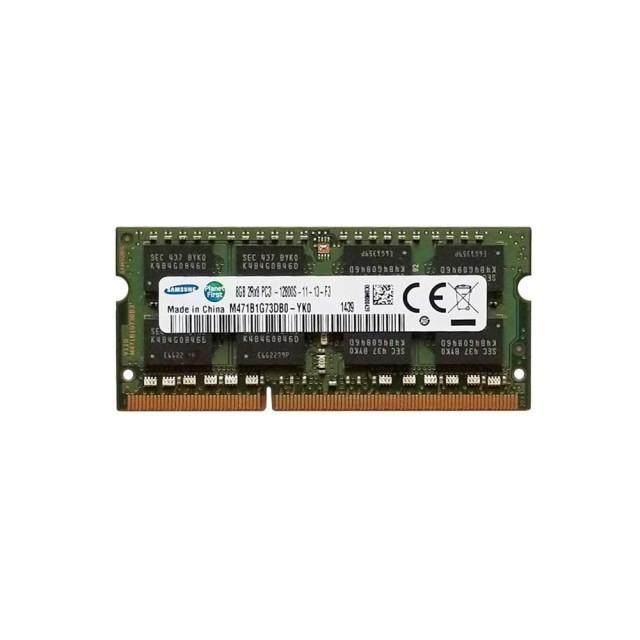 رم لپ تاپ سامسونگ مدل PC3 12800MHz باس 1600 ظرفیت 8 گیگابایت