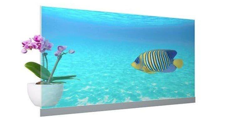 عرضه اولین نمایشگر OLED شفاف پاناسونیک با پنل های 55 اینچی ساخت LG