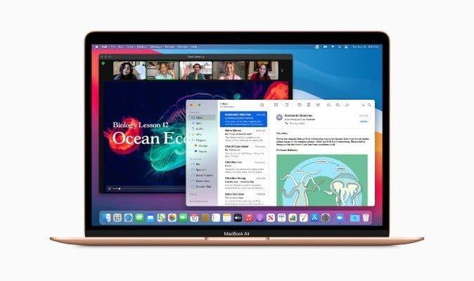 مک بوک های مجهز به تراشه M1 اپل از ویندز 10 پشتیبانی میکنند