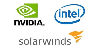 انویدیا و اینتل به لیست کاربران نرم افزار  SolarWinds مخاطره آمیز اضافه شدند