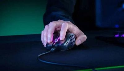 ماوس گیمینگ Nega X ریزر با دوازده دکمه جانبی سفارشی از راه می رسد