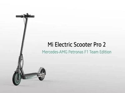 شیائومی Mi Electric Scooter Pro 2 معرفی شد؛ اسکوتری با طراحی بنز