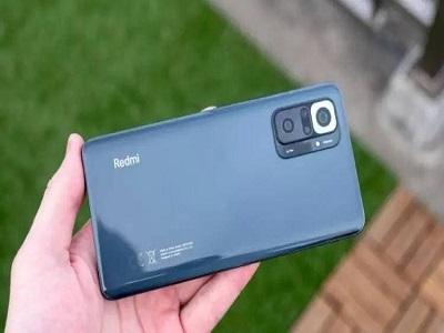 گوشی Redmi Note 10 Pro با صفحه نمایش 120 هرتز عرضه شد