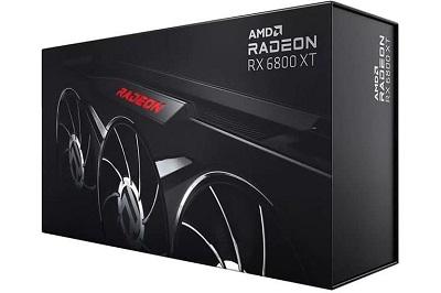 AMD مدل ویژه کارت گرافیک RX 6800 XT  را عرضه کرد