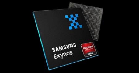 پردازنده بعدی سامسونگ از واحد گرافیکی شرکت AMD استفاده می کند