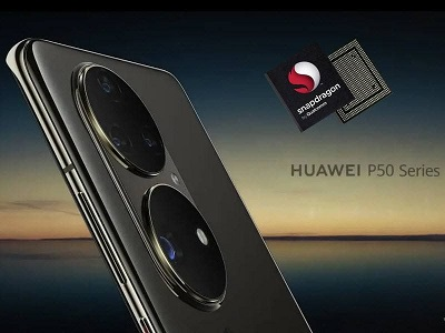 هواوی در تولید گوشی های سری P50 به تراشه اسنپدراگون متوسل شد!