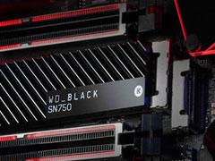 رونمایی از جدیدترین حافظه اس اس دی وسترن دیجیتال با نام WD Black SN750