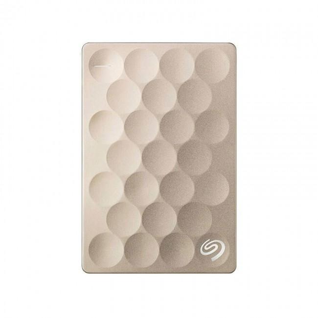 هارد اکسترنال سیگیت مدل بکاپ پلاس اولترا اسلیم ظرفیت ۱ ترابایت