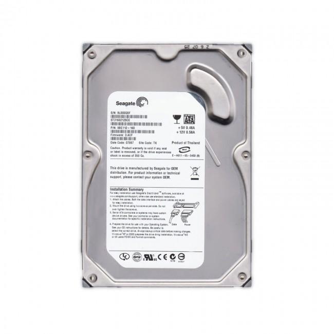 هارد دیسک اینترنال سیگیت ظرفیت ۲۵۰ گیگابایت شرکتی