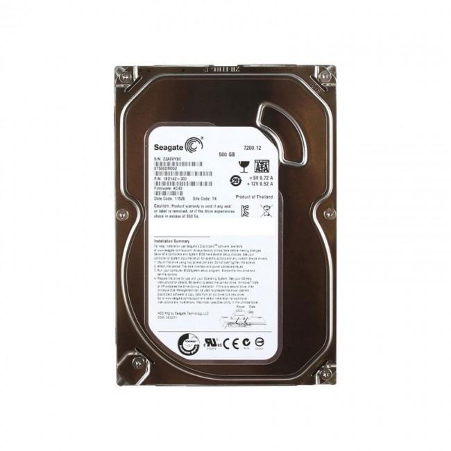 هارد دیسک اینترنال سیگیت ظرفیت ۵۰۰ گیگابایت شرکتی
