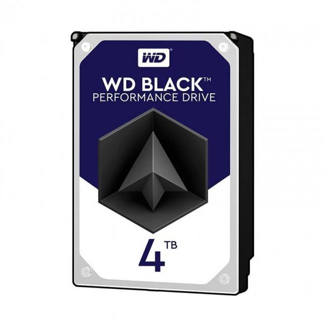 هارد دیسک اینترنال وسترن دیجیتال سری مشکی ظرفیت ۴ ترابایت شرکتی