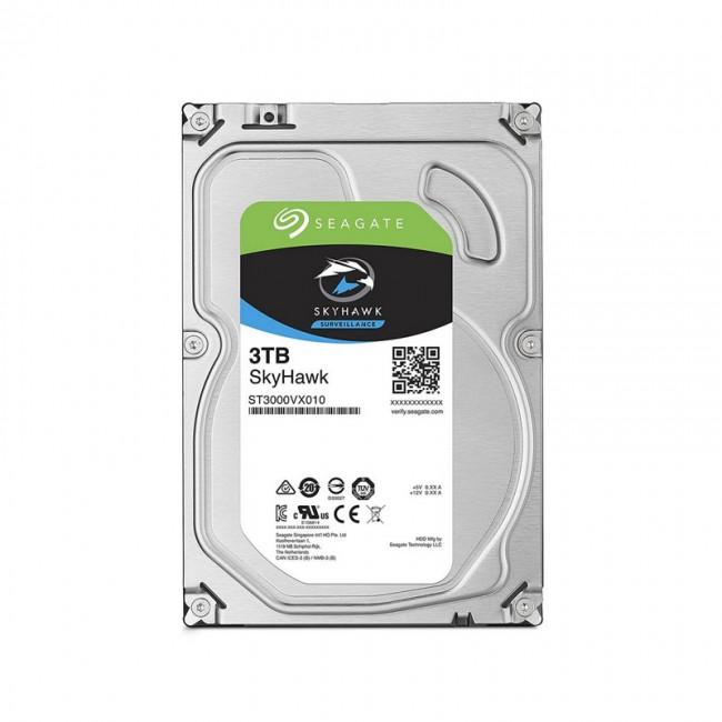 هارد دیسک اینترنال سیگیت سری اسکای هاک ظرفیت ۳ ترابایت