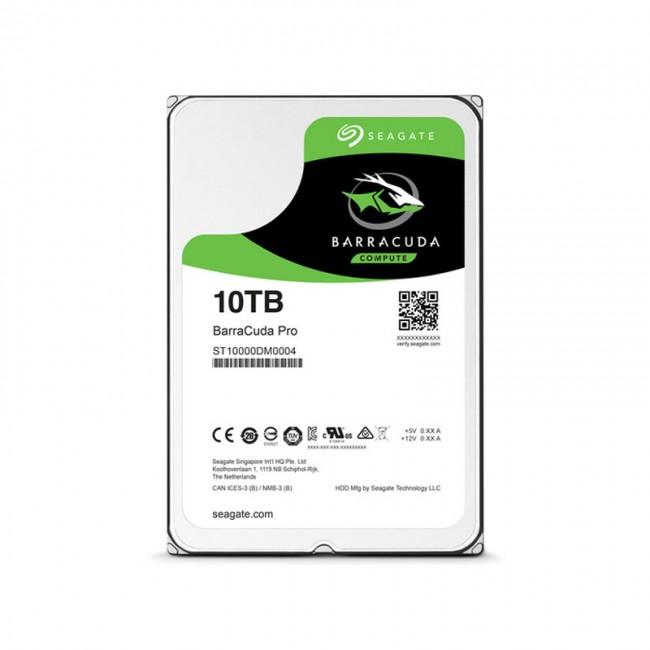 هارد دیسک اینترنال سیگیت سری باراکودا ظرفیت ۱۰ ترابایت