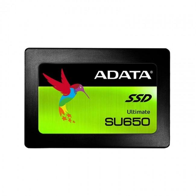 هارد اس اس دی ای دیتا مدل SU650 ظرفیت ۱۲۰ گیگابایت