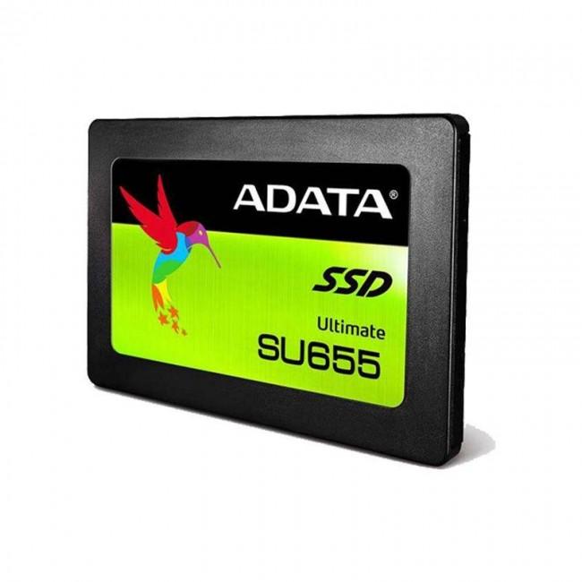 هارد اس اس دی ای دیتا مدل SU655 ظرفیت ۲۴۰ گیگابایت