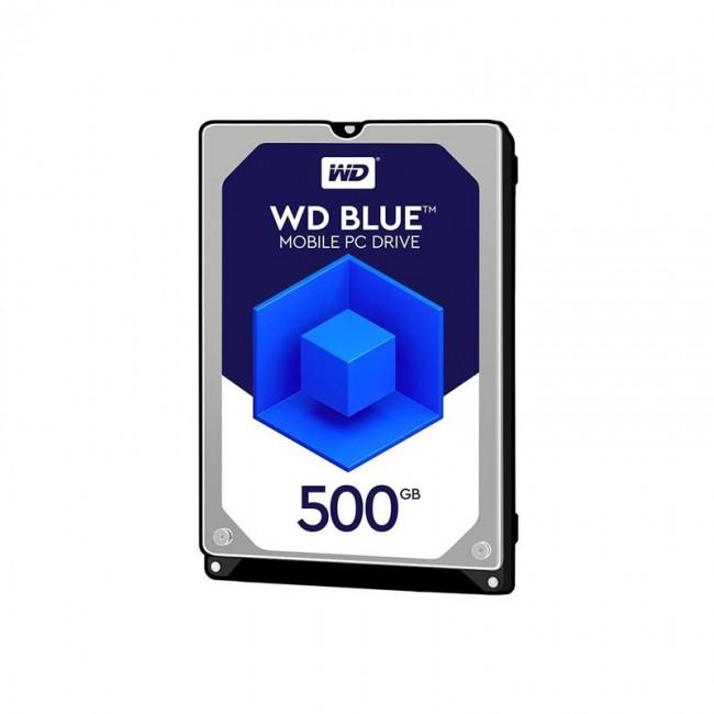 هارد لپ تاپ وسترن دیجیتال سری آبی ظرفیت ۵۰۰ گیگابایت شرکتی
