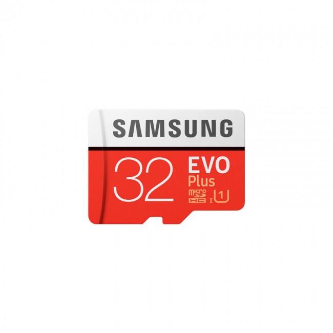کارت حافظه سامسونگ مدل Evo Plus ظرفیت ۳۲ گیگابایت