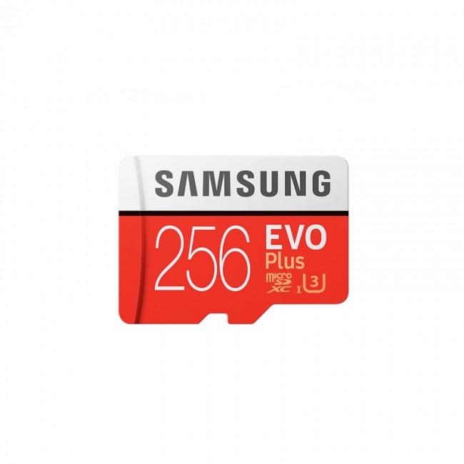 کارت حافظه سامسونگ مدل Evo Plus ظرفیت ۲۵۶ گیگابایت