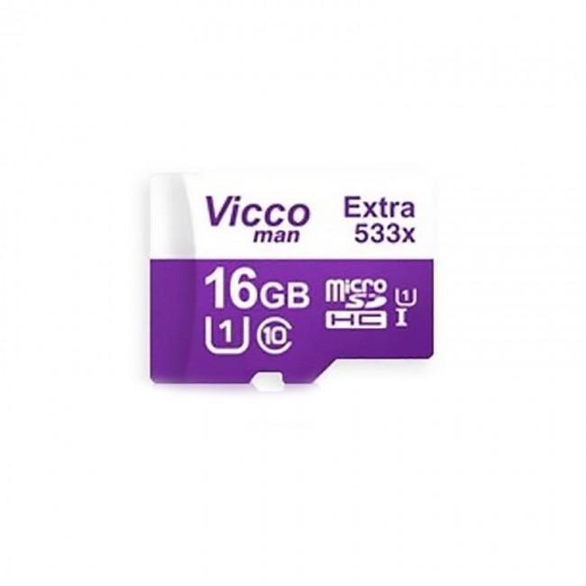 کارت حافظه ویکومن مدل Extra 533X ظرفیت ۱۶ گیگابایت
