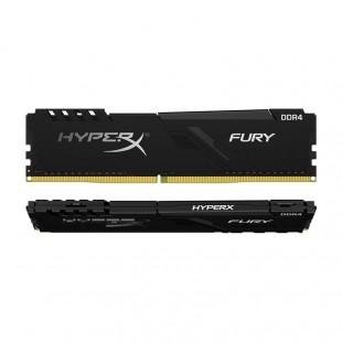 رم کامپیوتر کینگستون مدل HyperX Fury DDR4 ظرفیت 8 گیگابایت