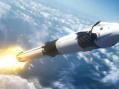 اسپیس ایکس و پروژه ارسال فضانوردان به فضا