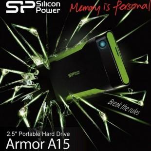 هارد اکسترنال سیلیکون پاور مدل آرمور A15 ظرفیت ۱ ترابایت