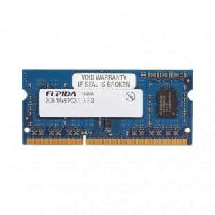 رم لپ تاپ DDR3 تک کاناله 1333 مگاهرتز PC3 الپیدا ظرفیت 2 گیگابایت