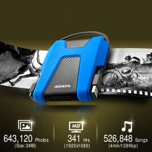 هارد اکسترنال ای دیتا مدل HD680 ظرفیت ۱ ترابایت