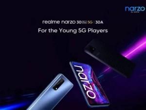 گوشی Realme Narzo 30A در وبسایت گیکبنچ رویت شد