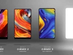 گوشی Xiaomi Mi Mix 4 همراه با دوربین زیر نمایشگر عرضه می شود