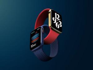 مشخصات دقیق Apple Watch Series 7  فاش شد