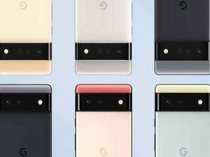 شایعه: خانواده گوگل پیکسل 6 میتواند رشد دو برابری فروش را تجربه کند