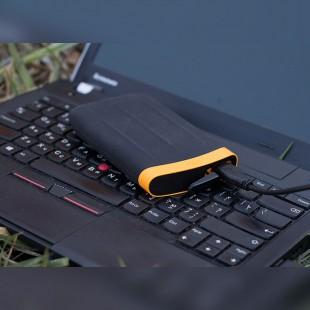 هارد اکسترنال سیلیکون پاور مدل آرمور A65 ظرفیت ۱ ترابایت