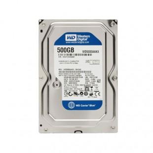 هارد دیسک اینترنال وسترن دیجیتال سری آبی ظرفیت ۵۰۰ گیگابایت