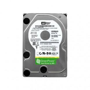 هارد دیسک اینترنال وسترن دیجیتال سری سبز ظرفیت ۳۲۰ گیگابایت