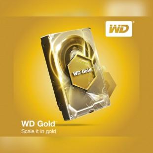 Western Digital طلایی