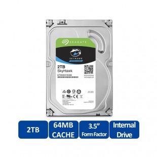 هارد دیسک اینترنال سیگیت سری اسکای هاک ظرفیت ۲ ترابایت