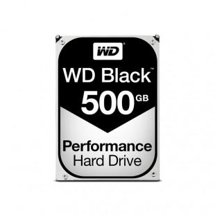 وسترن مشکی 500GB