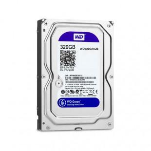 هارد دیسک اینترنال وسترن دیجیتال سری آبی ظرفیت ۳۲۰ گیگابایت