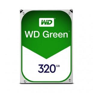 هارد دیسک اینترنال وسترن دیجیتال سری سبز ظرفیت ۳۲۰ گیگابایت - ریفر