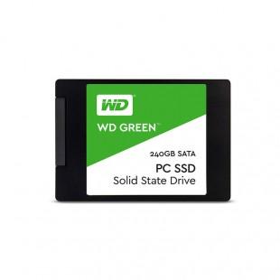 هارد اس اس دی وسترن دیجیتال سری سبز ظرفیت ۲۴۰ گیگابایت