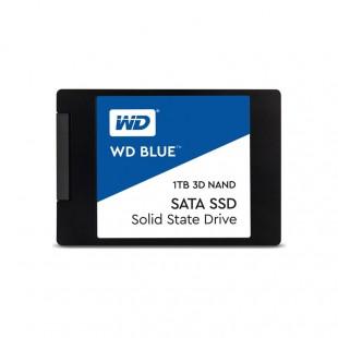هارد اس اس دی وسترن دیجیتال سری آبی ظرفیت ۱ ترابایت
