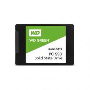هارد اس اس دی وسترن دیجیتال سری سبز ظرفیت ۱۲۰ گیگابایت