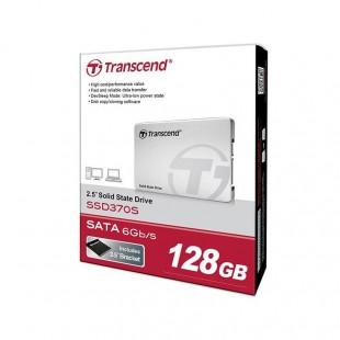 هارد اس اس دی ترنسند مدل ۳۷۰S ظرفیت ۱۲۸ گیگابایت